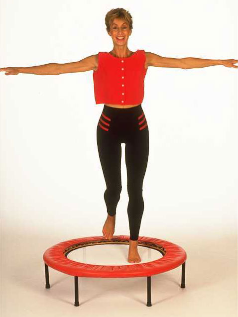 Rebounding Exercise Workouts With Starbound Plans Utilise Preceise Fitness Training For Mini Trampoline Exercises