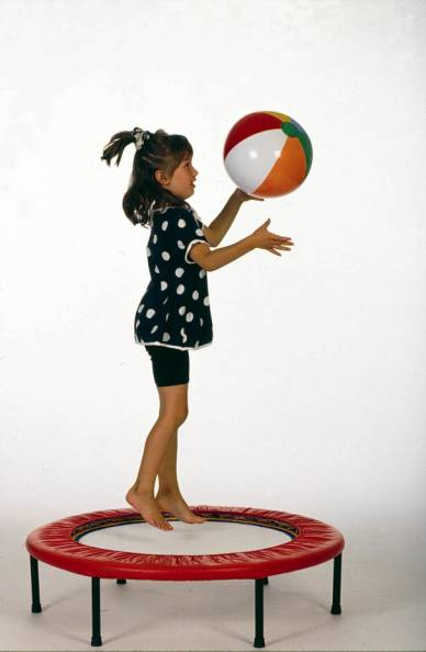 Rebounding exercise workouts for children using tquality mini trampolines need to be taught carefully and with a sequential progression of mini trampoline skills.