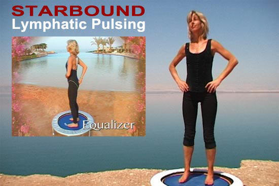 Michele Wilburn mini trampoiline rebounding exercise workout coach provides a unique system of mini trampoline reboundering exercise workout skills to get you rebounding safely and to reach your goals.