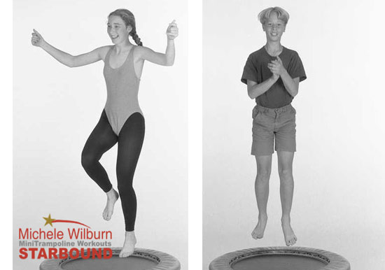 rebounding exercises on quality rebounders recharge your energy