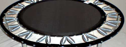 Needak rebounders are time tested over the decades with wonderfuyl quality conmponent parts