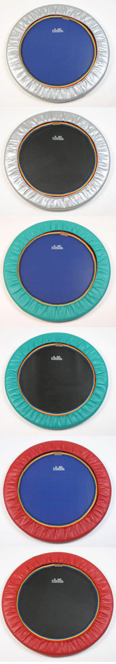 Best quality trimilin rebounders are available in steel spring rebounders and cable cord rebounders. Trimilin rebounders are the best rebounders available internationally