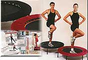 Whether rebounding for a top quality fitness workout or rebounding for health, Starbound Lymphaciser rebounders are the best quality you can find for rebounding exercises; made in NZ with the Rolls Royce rebounder finish