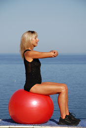 Mini trampoline rebounder workouts provide a great opportunity for health and beauty pampering techniques