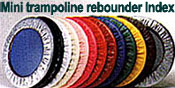 Best quality trimilin mini trampoline rebounders for Starbound rebounding exercise video workouts are now available with quality trimilin rebounders in new zealand and australia - the best rebounders in the UK and Europe