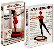 Mini Trampoline Rebounding Dvd And Books For Exercise Workouts In Usa