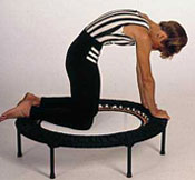Rebounders provide excellent home exercise equipment not just for rebounding