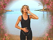 Rebounding exercise DVD workouts include a gentle lymphatic reflex pulsing workuot