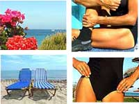 Dont laze your holidays away. Join Michele Wilburn for a wekk or two in the Greek islands for a whole body fitness holiday.