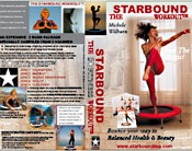 Best seller Starbound Workout mini trampoline rebounder exercise DVD
